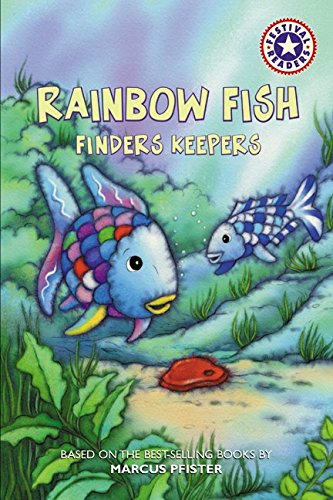 Rainbow Fish: Finders Keepers (0694525863) by Sonia Sander