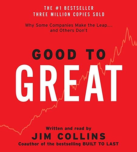 9780694526086: Good to Great CD: Why Some Companies Make the Leap...And Others Don't