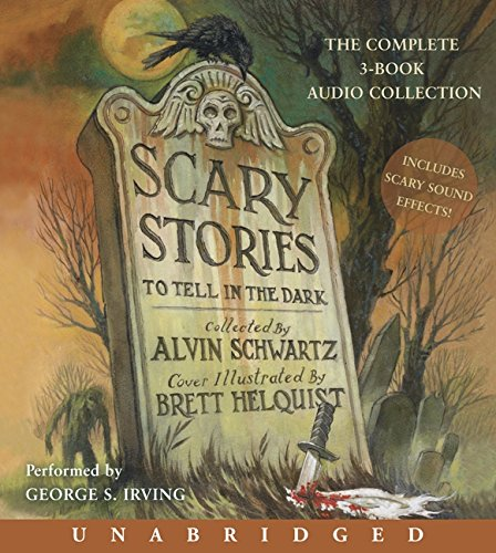 9780694526123: Scary Stories Audio CD Collection
