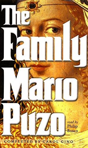 The Family: A Novel: Mario Puzo
