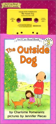 9780694700509: The Outside Dog Book and Tape (I Can Read Book & Cassette)