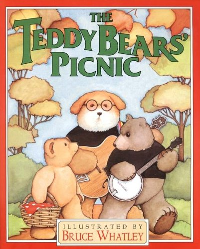 9780694700998: The Teddy Bears' Picnic Board Book and Tape (My First Book and Tape)