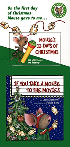 9780694701056: If You Take a Mouse to the Movies Book and Tape [With Cassette] (If You Give. . .)