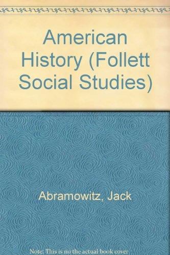 9780695278908: American History (Follett Social Studies)