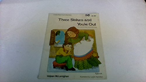 9780695314620: Three strikes and you're out (A Follett beginning-to-read book)