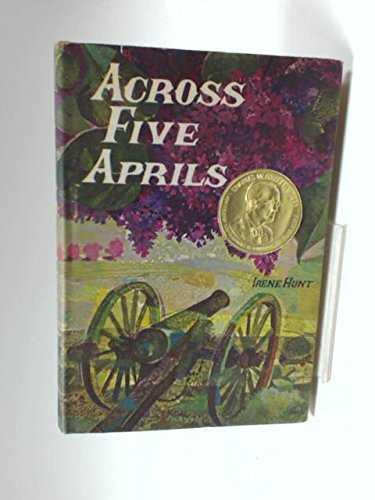 across 5 aprils It is april 1861 when nine-year-old jethro creighton learns that the civil war has broken out through the experiences of family members who fight in the war, related through their letters home, the issues and impact of the conflict are dramatically brought home to readers.
