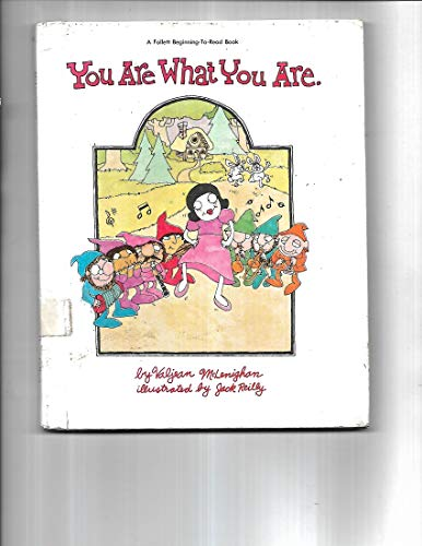 9780695407483: You are what you are (A Follett beginning-to-read book : Level one)