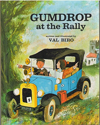 Gumdrop at the Rally