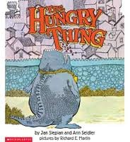 Hungry Thing: Slepian, Jan