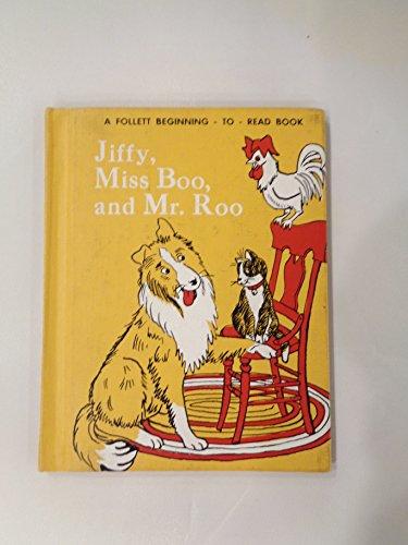 9780695445386: Jiffy, Miss Boo and Mr. Roo