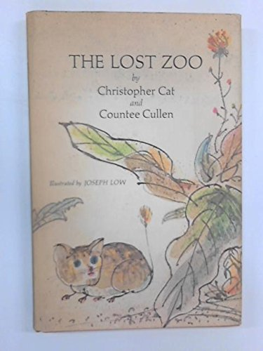 The Lost Zoo / Christopher Cat and Countee Cullen: Countee Cullen