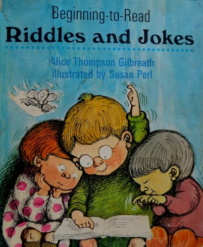 9780695477400: Beginning-to-read riddles and jokes ([Follett beginning-to-read books])