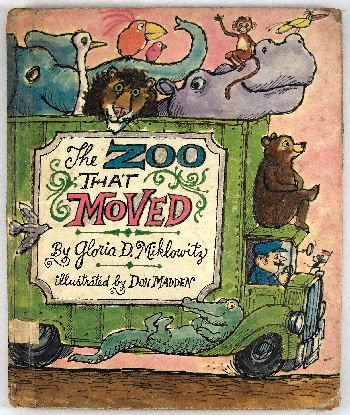 9780695499501: The Zoo That Moved
