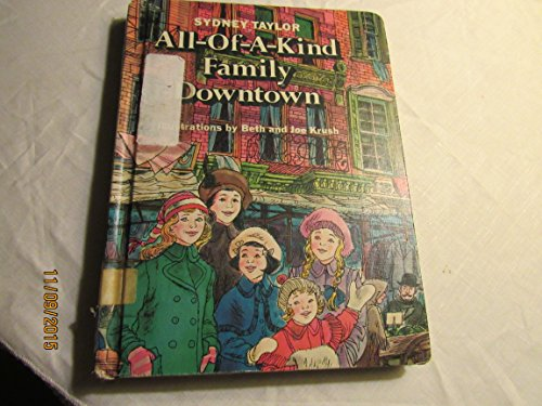 9780695803087: All-Of-A-Kind Family Downtown