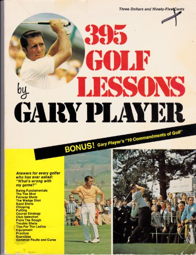 9780695803346: 395 golf lessons