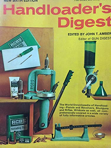 Handloader's Digest, Sixth Edition