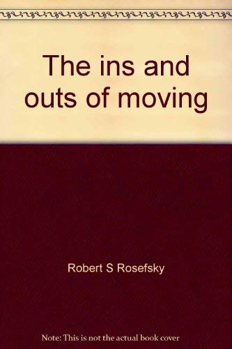 9780695803414: The ins and outs of moving (A Speaking dollar-wise book)