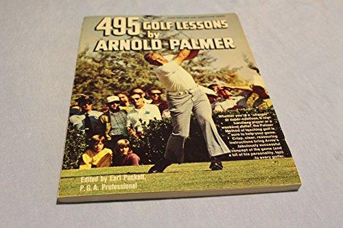 9780695804022: 495 golf lessons