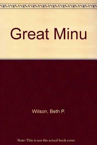9780695804091: Great Minu