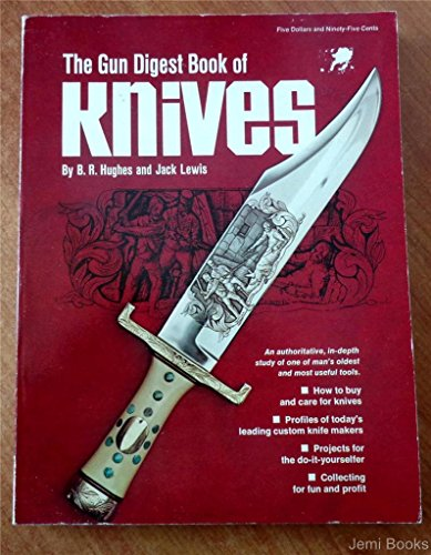 9780695804299: The Gun digest book of knives,