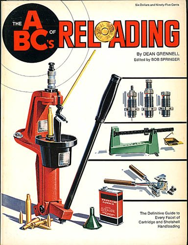 9780695804671: The abc's of reloading,
