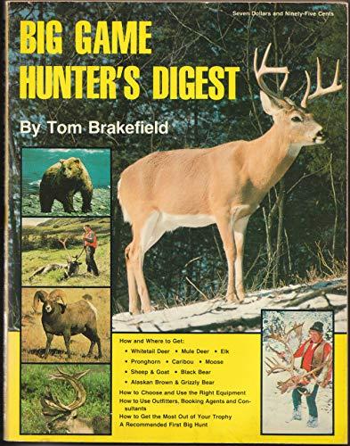 9780695806859: Big Game Hunter's Digest