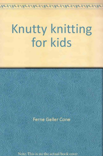 9780695807399: Knutty knitting for kids