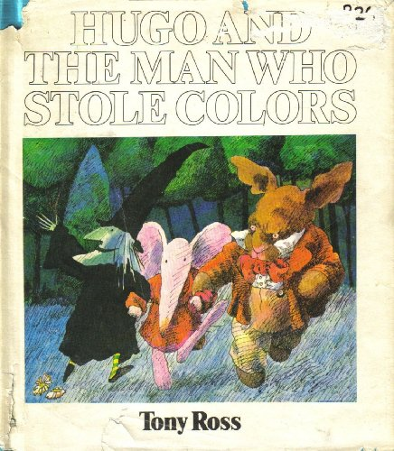 Hugo and the man who stole colors: Ross, Tony