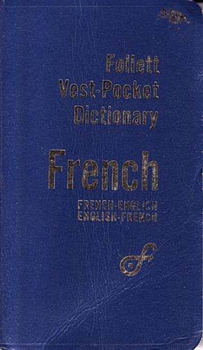 9780695807788: Follett Vest Pocket Dictionary-French (French-English/English-French)