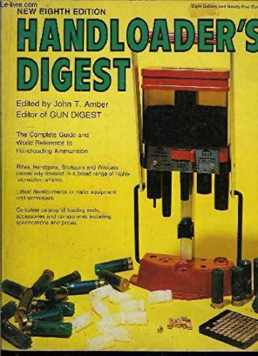 9780695809423: Handloaders digest : 8th Edition