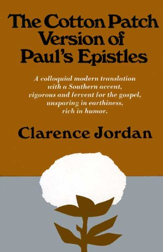 9780695810412: The Cotton Patch Version of Paul's Epistles