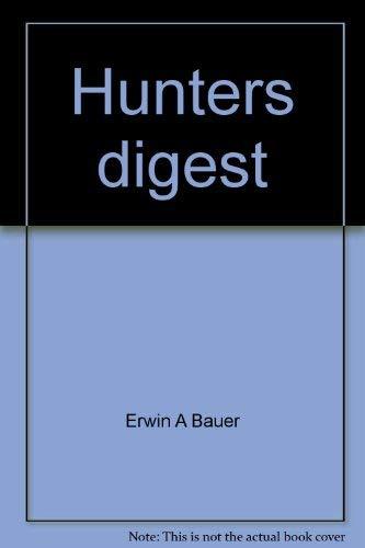 9780695813147: Hunter's digest