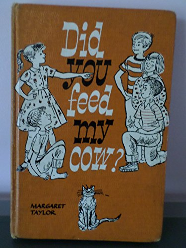 9780695819606: Did you feed my cow?: Street games, chants, and rhymes
