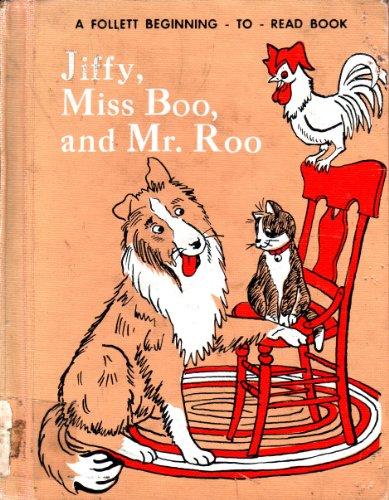 9780695845384: Jiffy, Miss Boo, and Mr. Roo ([Follett beginning-to-read books])