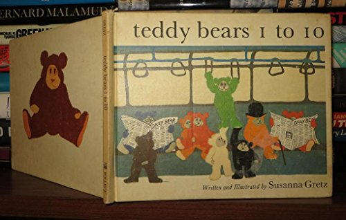 Teddy Bears 1 to 10: Susanna Gretz