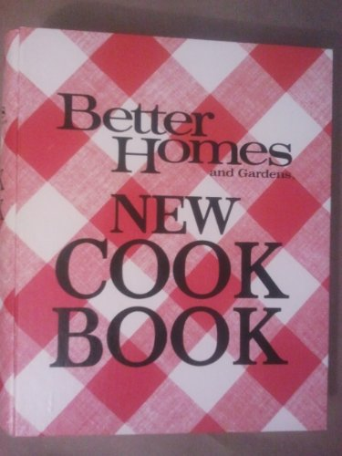 Better Homes and Gardens New Cook Book, In A Five-Ring Binder (0696000105) by Editors of Better Homes and Gardens