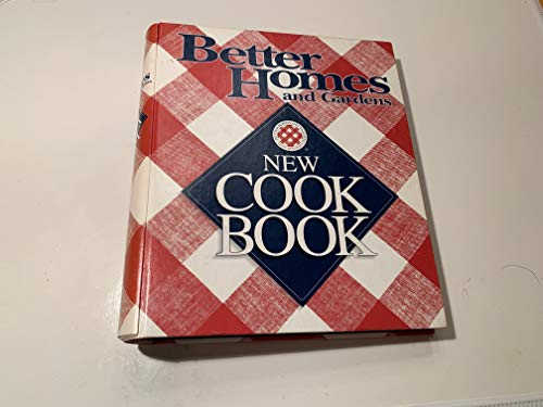 9780696000119: Better Homes and Gardens New Cook Book
