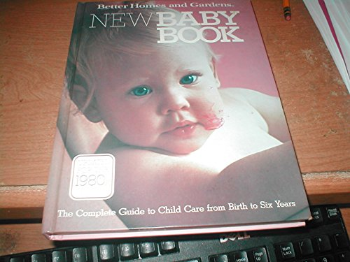 9780696000225: Better Homes and Gardens New Baby Book/Updated for the 1980's