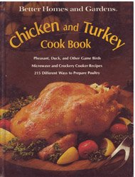 9780696000355: Better Homes and Gardens Chicken and Turkey Cook Book