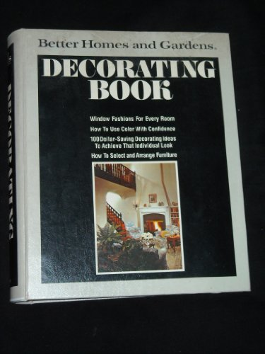 9780696000911: Better Homes and Gardens Decorating Book