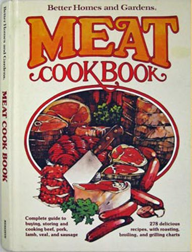 Meat Cook Book: Better Homes and