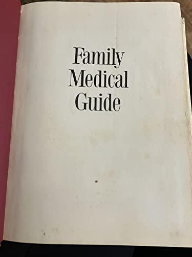 9780696003448: Better Homes and Gardens: New Family Medical Guide (Better Homes & Gardens)