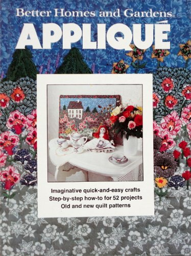 Appliqué (Better Homes and Gardens)