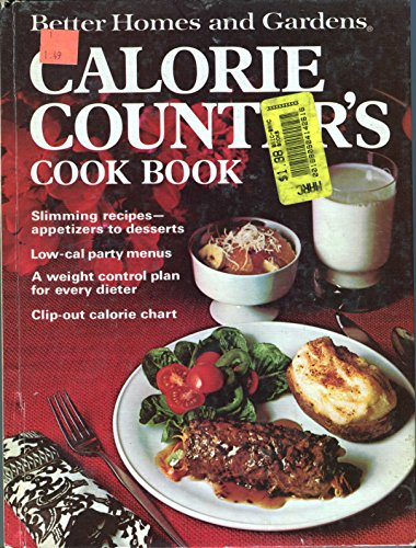 Better Homes and Gardens Calorie Counter's Cook: Dooley, Don, editor