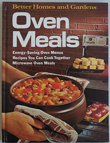 Better Homes and Gardens Oven Meals