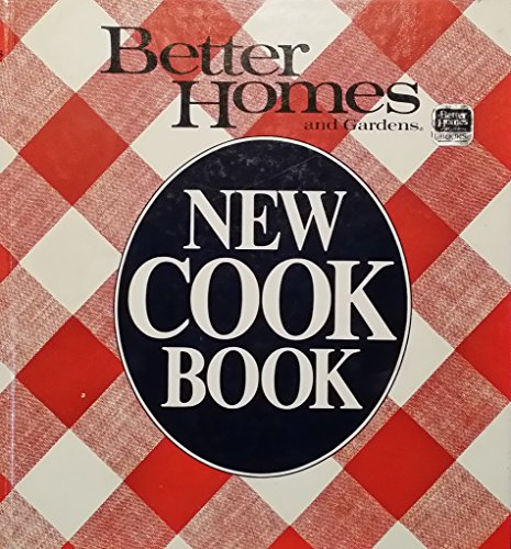 9780696008900: Bh New Cookbook (Better homes and gardens books)