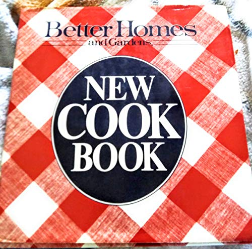 9780696008900: Better Homes and Gardens New Cook Book