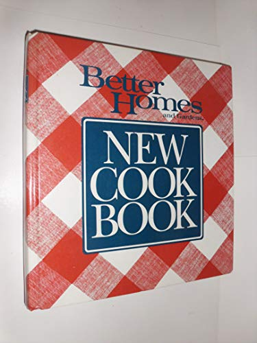 9780696008917: New Cook Book (Better Homes and Gardens)
