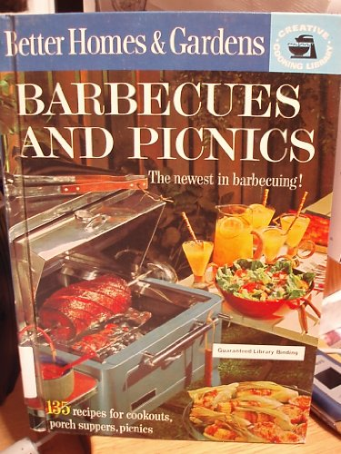 9780696010057: Better Homes and Gardens Barbecues and Picnics