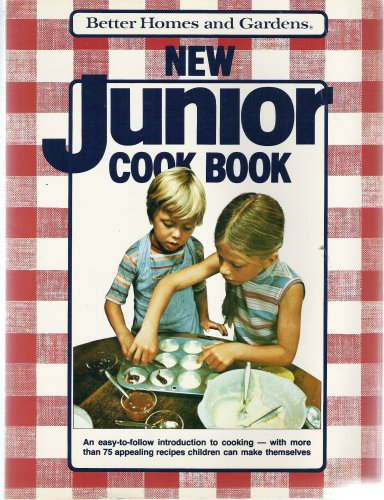 9780696011467: Better Homes and Gardens New Junior Cook Book